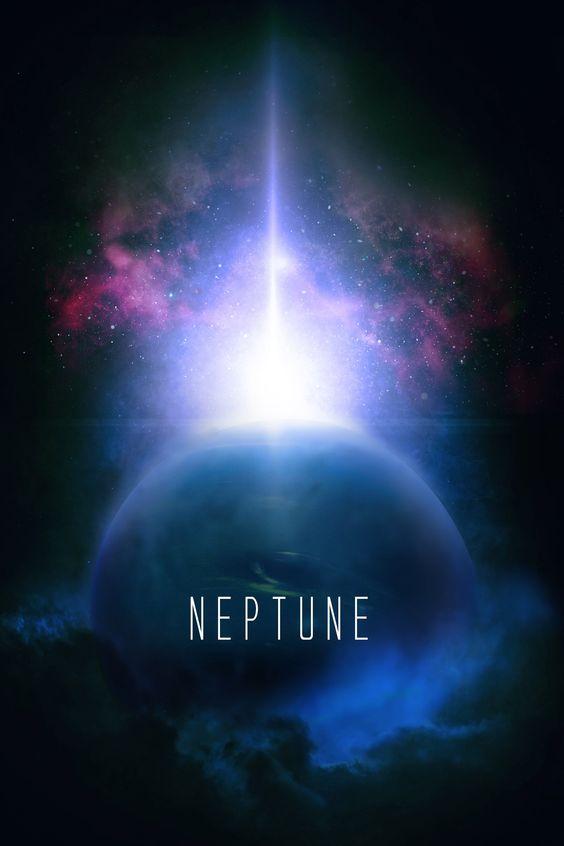تصویری از سیاره ی نپتون