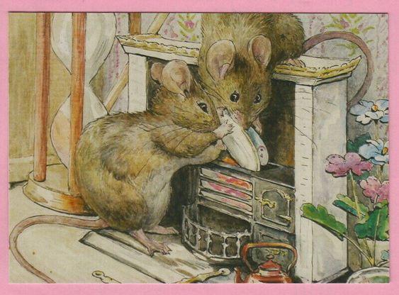 موشها